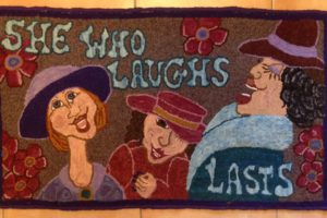 She Who Laughs – Last